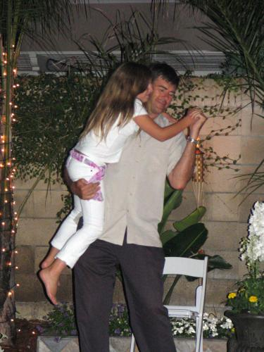 Daddy and Daughter dance 2005